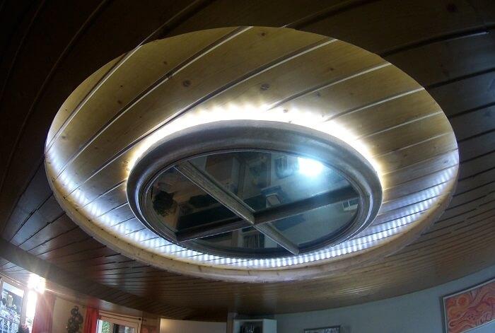 techo luminoso